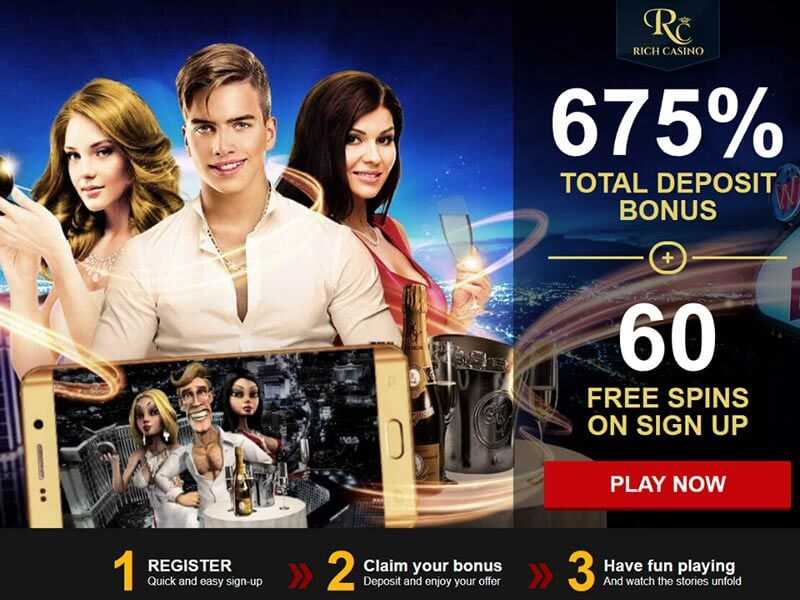Rich Casino Comprehensive Review – Fun Facts You Need to Know